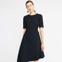 PSALTER诗篇2020夏季新品黑色连衣裙
