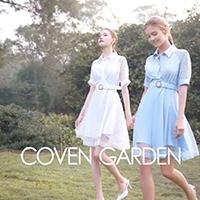 哥文花园衬衫裙CRA2082310